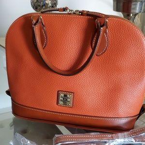 Authentic Dooney & Burke Medium size purse